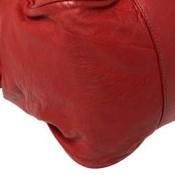 Dolce & Gabbana Red Leather XX Anniversary Edition Bag