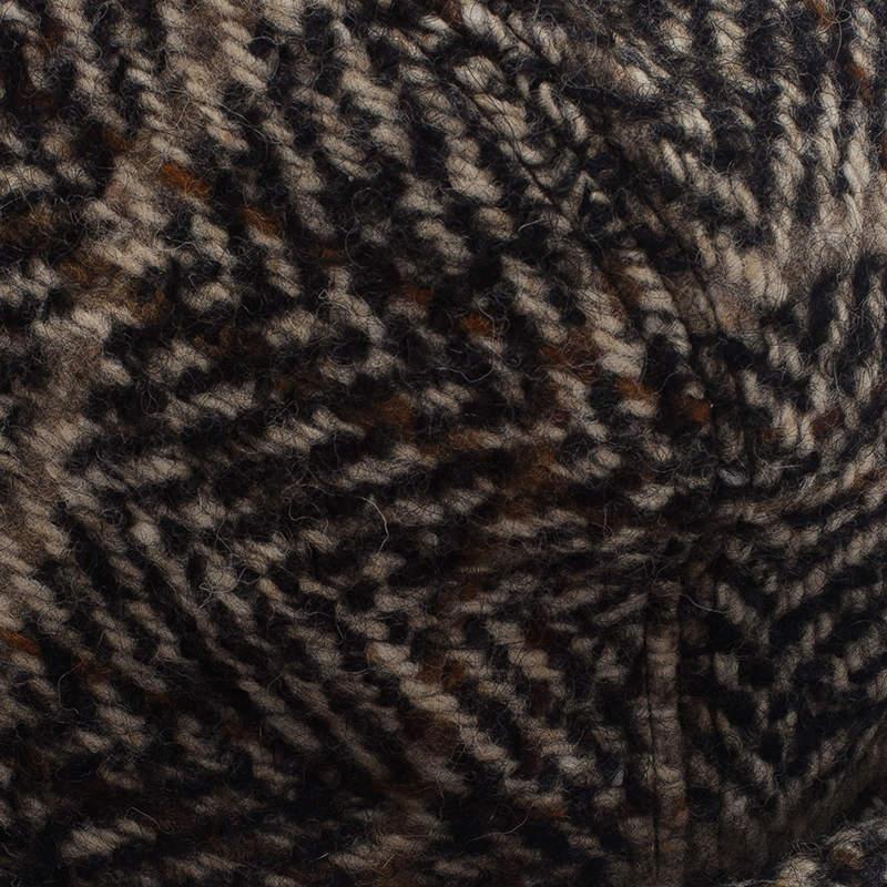 Dolce & Gabbana Brown Wool Fedora Size 56