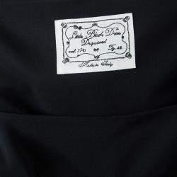 Dsquared2 Black Sleeveless Dress M