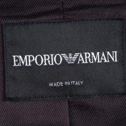 Emporio Armani Grey Skirt Suit  M