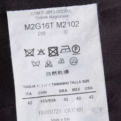 Emporio Armani Grey Skirt Suit  M