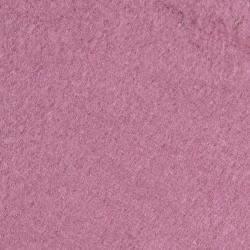 Etro Pink Wool Blend Velvet Trim Bead Detail Midi Skirt S