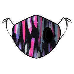 Fine Guard By Caroline Reusable N95 Face Mask, Northern Lights - Medium (Available for UAE Customers Only)
