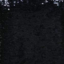 Fendi Metallic Sequined Bodice Drop Waist Pleated Sleeveless Dress S