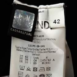Fendi Black Embossed Logo Print Cotton Fendirama T-Shirt M