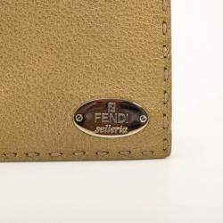 Fendi Selleria Continental Wallet