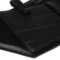 Fendi Black Leather Belt Bag