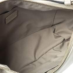 Furla Metallic Gold Leather Shoulder Bag
