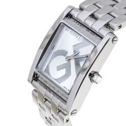 GF Ferre Silver Stainless Steel GF.9017L Women's Wristwatch 26 mm