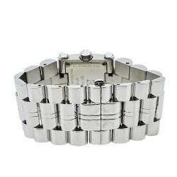 GF Ferre Brown Stainless Steel GF.9004L Quartz Women's Wristwatch 28 mm