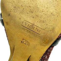 Giuseppe Zanotti Design Studded D'orsay Pumps Size 35.5
