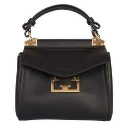 Givenchy Black Leather Mystic Mini Bag