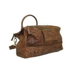 Givenchy Brown Leather Pandora Shoulder Bag