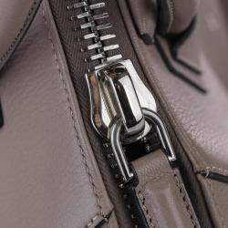 Givenchy Brown Leather Antigona Medium Bag