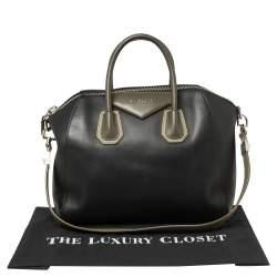 Givenchy Tri Color Leather Medium Antigona Satchel