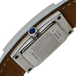 Givenchy Grey Stainless Steel Expression REG. 92438731 Women's Wristwatch 18 MM