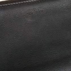حقيبة كلتش جويارد سان ماري كانفاس مقوى غوياردين أسود