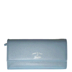 Gucci Leather Swing Wallet