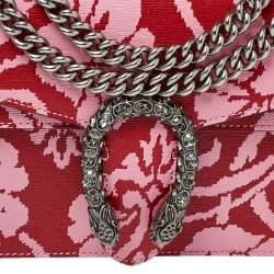 Gucci Garden Florence Leather Small Dionysus Shoulder Bag