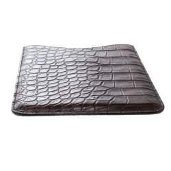 Gucci Brown Alligator IPad Mini Case