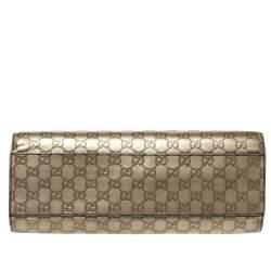 حقيبة كتف غوتشي ايميلي كبيرة سلسلة جلد غوتشيسيما ذهبية