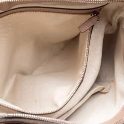 حقيبة كروس غوتشي فيونكة مايفير جلد وكانفاس GG بيج
