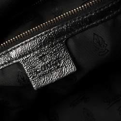 حقيبة غوتشي بوسطن كبيرة افياتريكس جلد سوداء