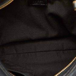 Gucci Black GG Canvas Abbey Hobo Bag