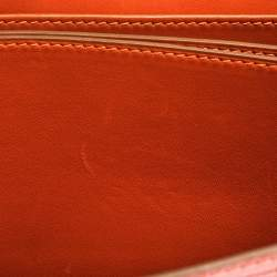Hermes Pain d' Epice Matte Alligator Roulis 23 Bag