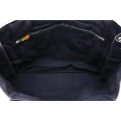Hermes Navy Blue Fourre Tout MM Tote Bag
