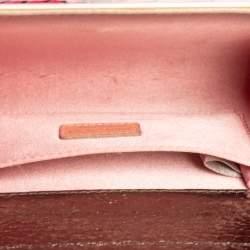 Jimmy Choo Pink Acrylic I Want Choo Candy Clutch Bag