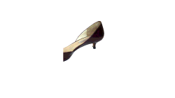 Jimmy Choo Purple Patent Leather Private Sandals Size EU 40
