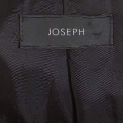 Joseph Powder Blue Stretch Crepe Jazz Blazer M