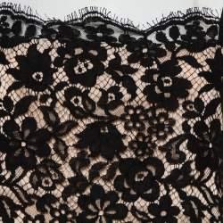 Joseph Black Lace Laure Camisole Top M