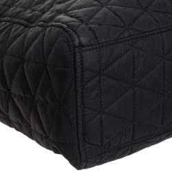 Kate Spade Black Quilted Nylon New Lightweight Tote