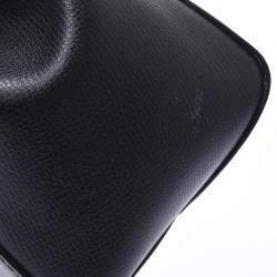 Kate Spade Black Leather Sydney Bag