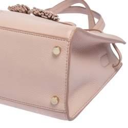 Kate Spade Pink Leather Hayes Street Sam Tote