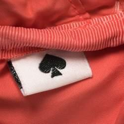 Kate Spade Orange Nylon Taylor Belt Bag