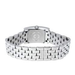 Longines Grey Stainless Steel Dolce VIta L5.166.4 Women's Wristwatch 21 mm