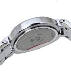 Longines Mother Of Pearl Stainless Steel Diamonds PrimaLuna L8.112.0 Women's Wristwatch 30 MM