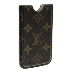 Louis Vuitton Monogram Canvas iPhone 4 Hardcase Cover