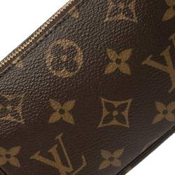 Louis Vuitton Monogram Coated Canvas Mini Pochette