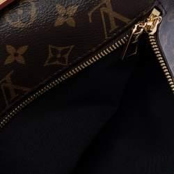 حقيبة حزام لوي فيتون بومباغ كانفاس مونوغرامية MM
