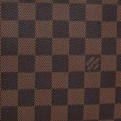 Louis Vuitton Damier Ebene Canvas Neverfull Pochette