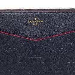 Louis Vuitton Marine Rogue Monogram Empreinte Daily Pouch