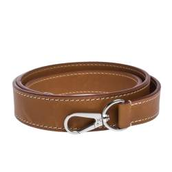 Louis Vuitton Tan Leather Shoulder Strap