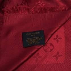 Louis Vuitton Pomme d'Amour Monogram Shawl