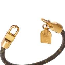 Louis Vuitton Monogram Canvas Luck It Bracelet