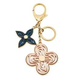 Louis Vuitton Rose Resin Naif Bag Charm/Key Ring