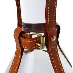 Louis Vuitton Caramel Nomad Collection Bell Lamp